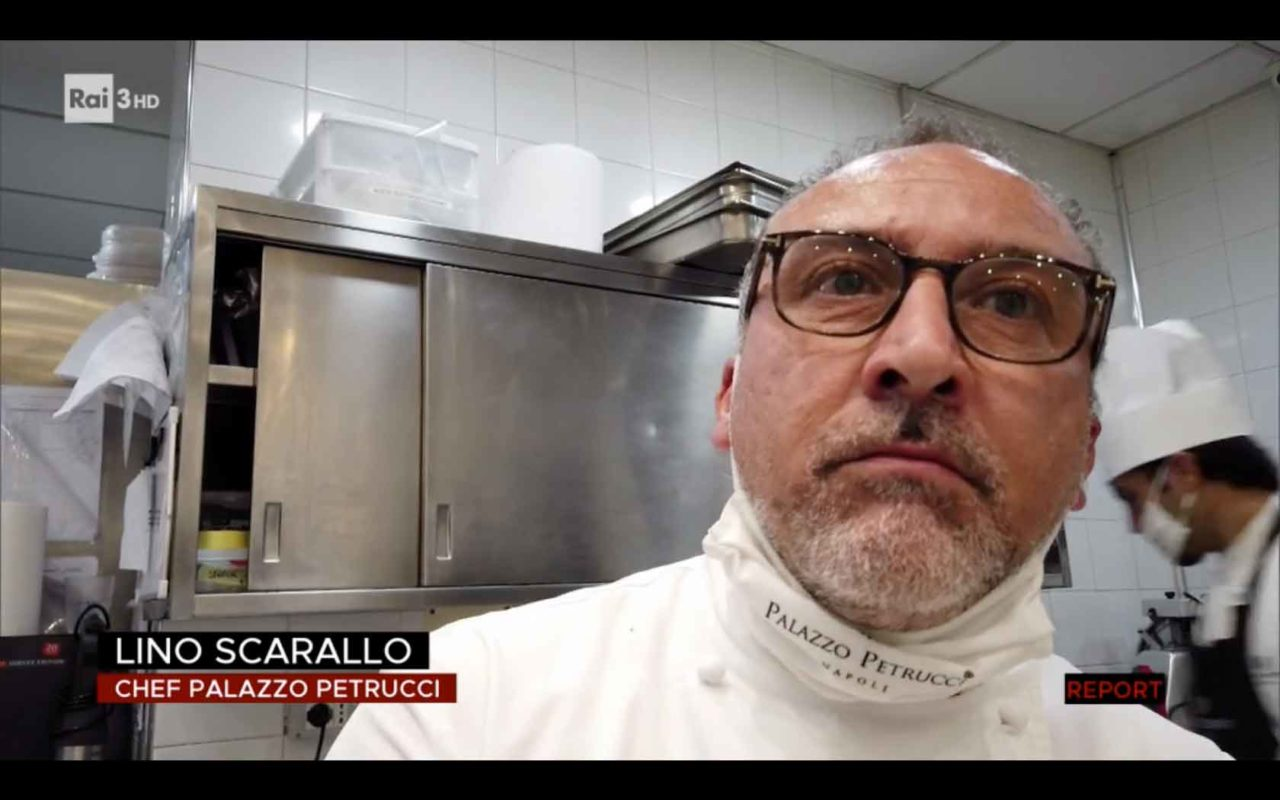 Lino Scarallo Report pasta