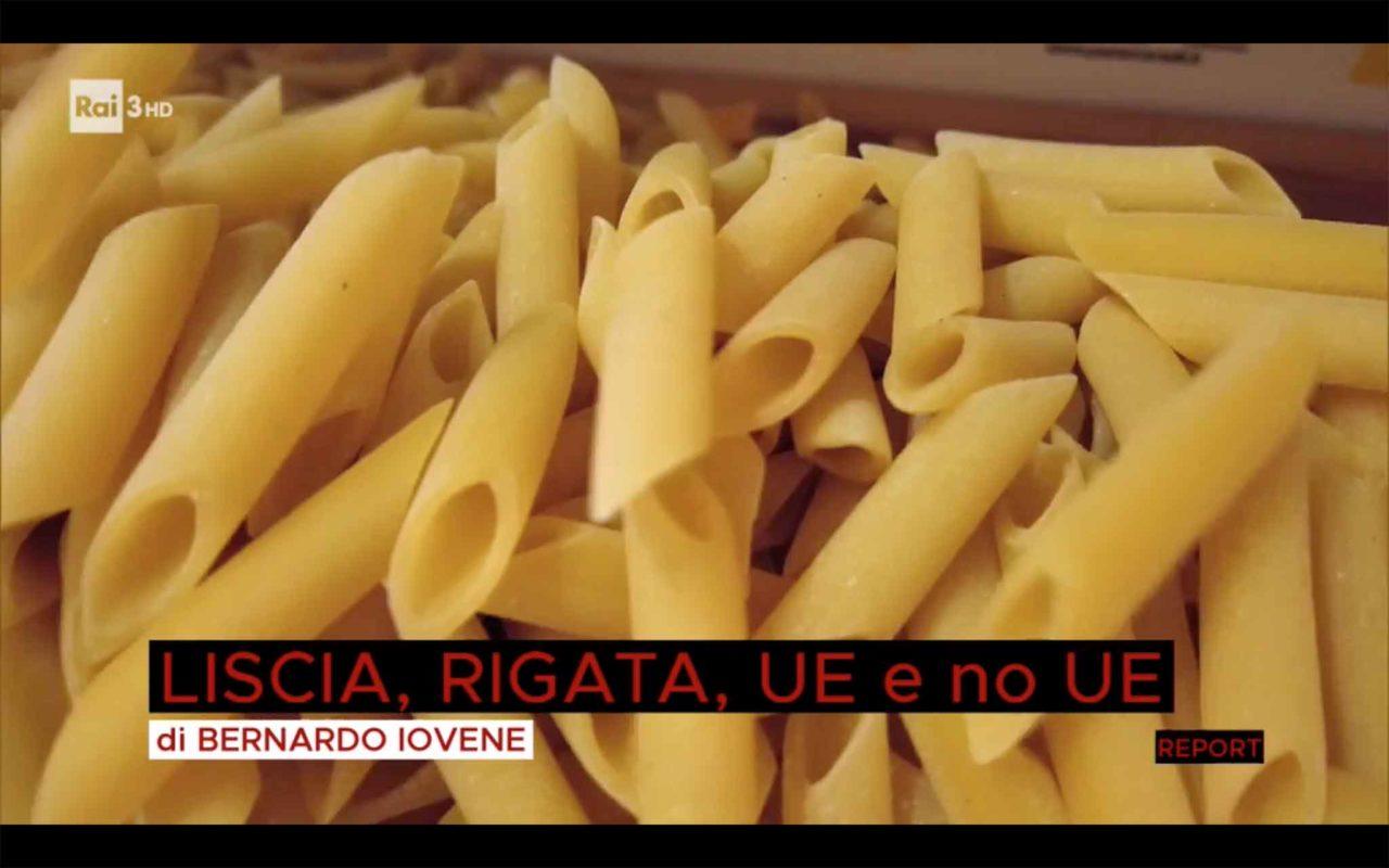 Report pasta