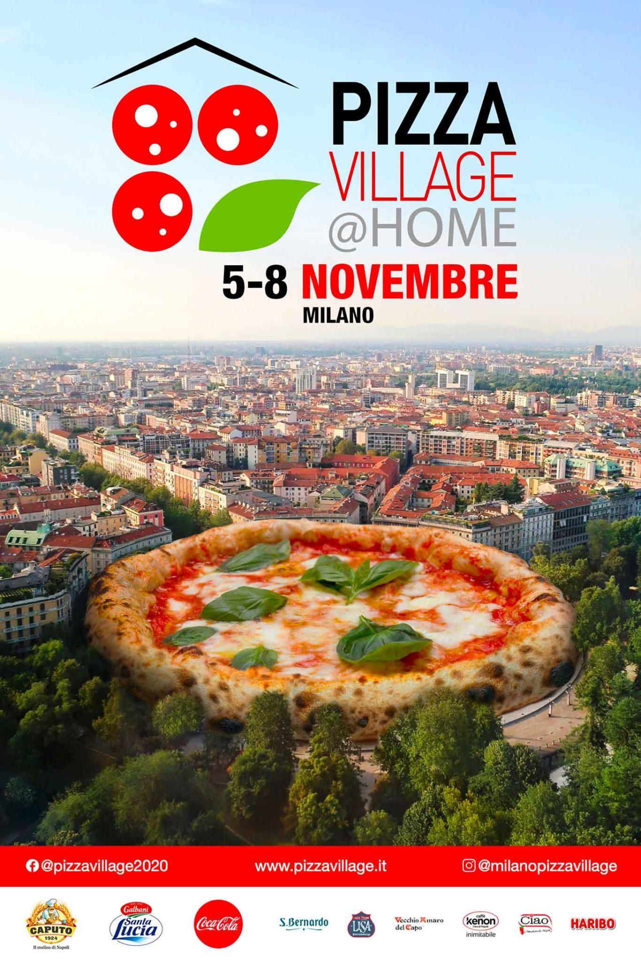 Pizza Village @ Home manifesto