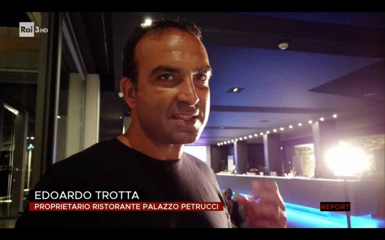 Edoardo Trotta Report pasta