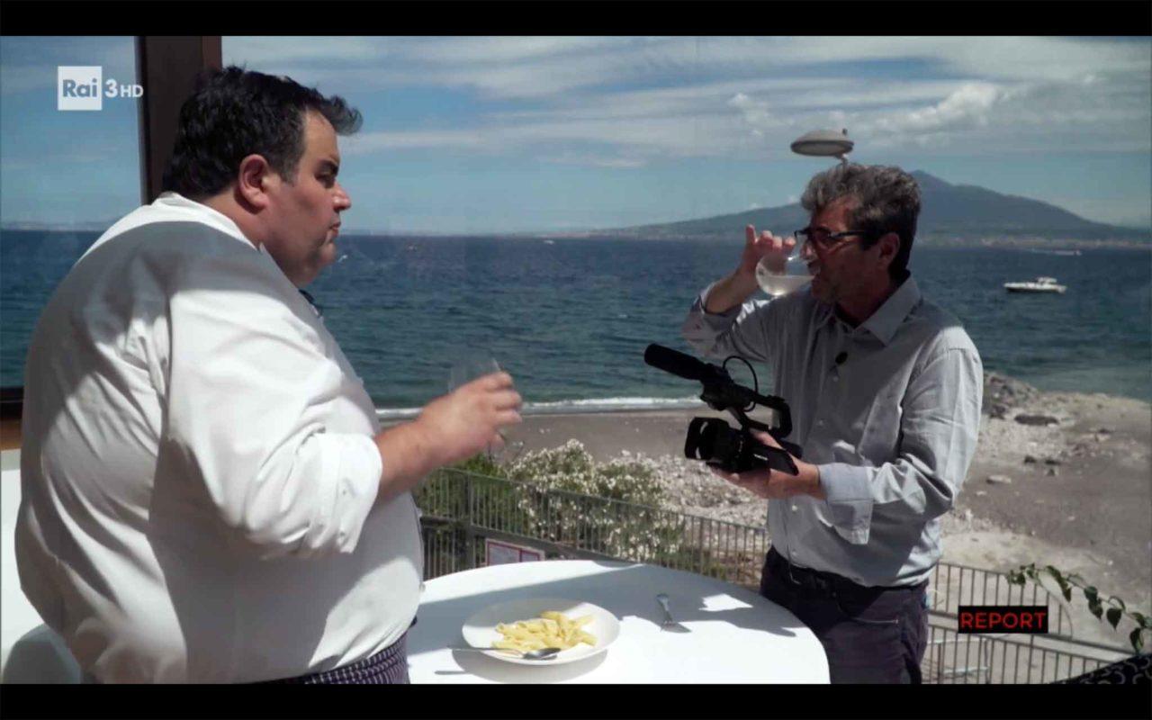 acqua cottura Report pasta