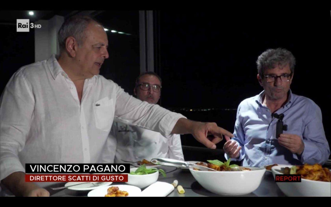 Vincenzo Pagano Report pasta
