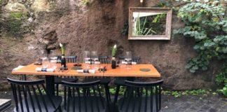 Zona arancione ristoranti