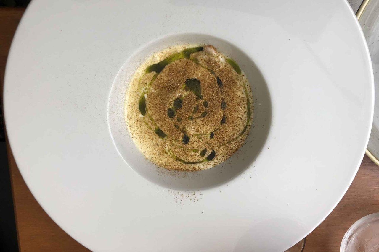 funghi e patate Santo Trastevere ristorante Roma