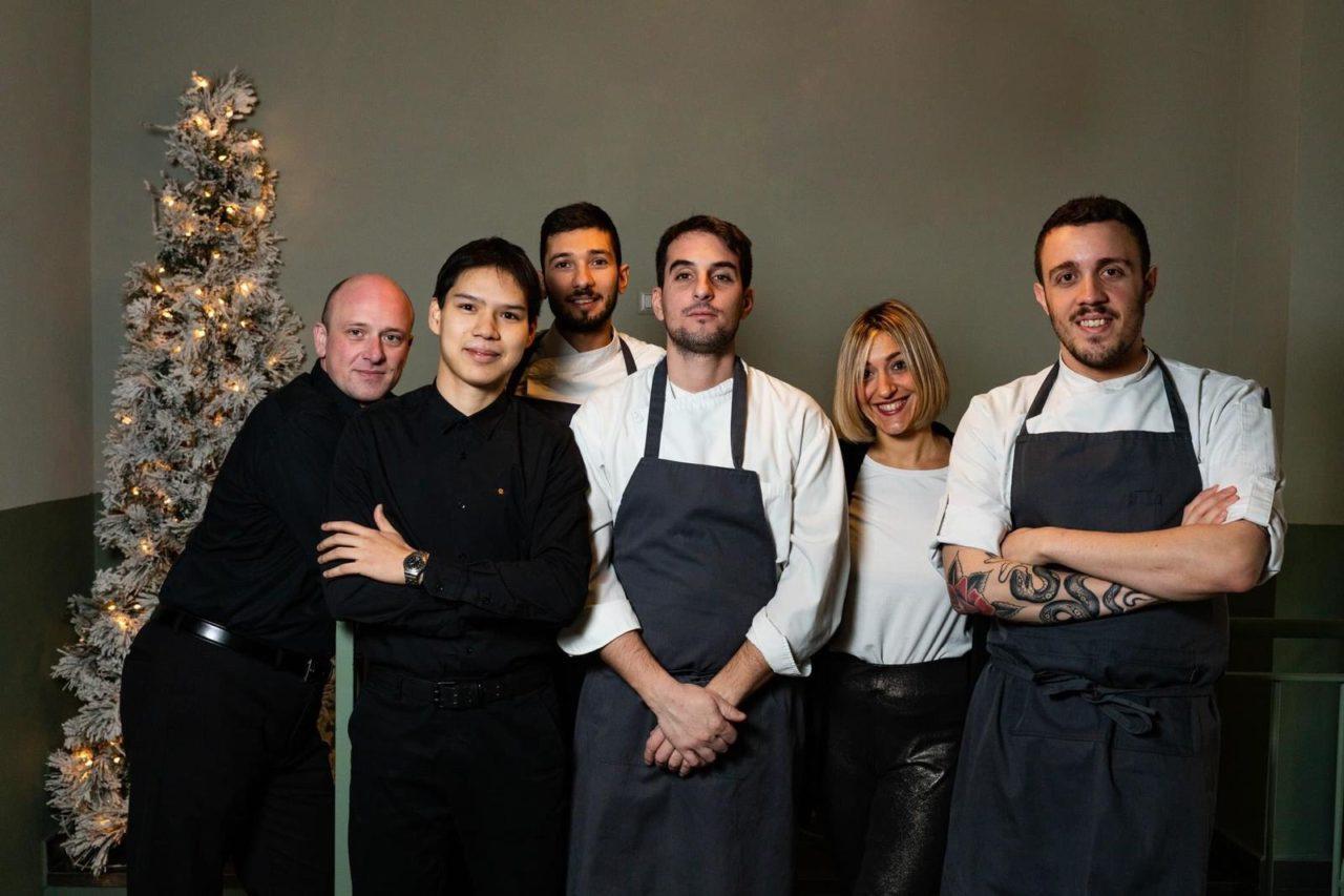 Zia Restaurant Roma brigata
