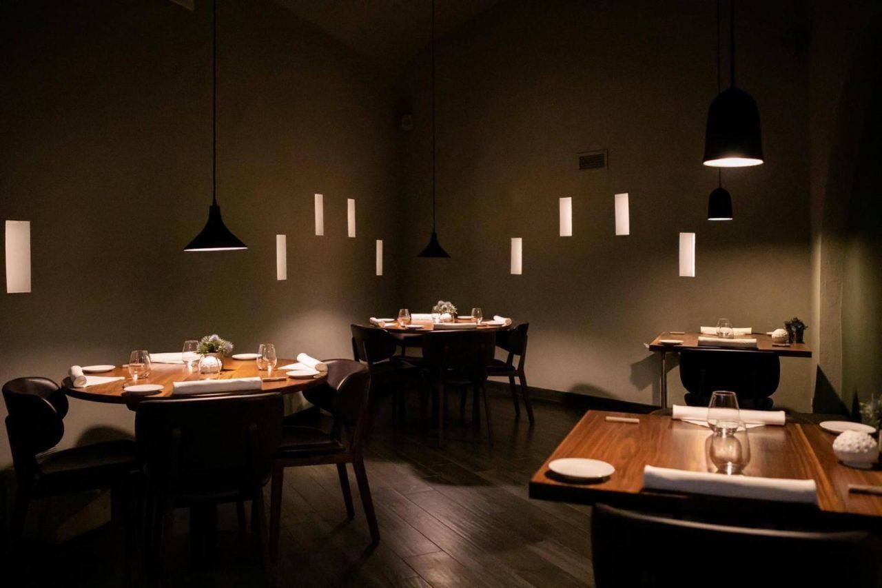 Zia Restaurant Roma sala