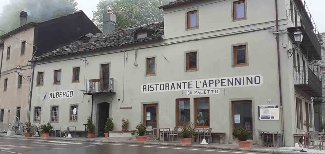 Dpcm e bar ristorante albergo da pacetto appennino