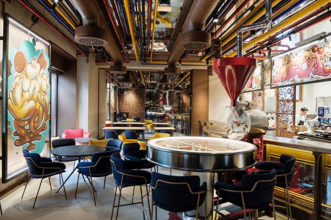 condividere ristorante torino interno delivery
