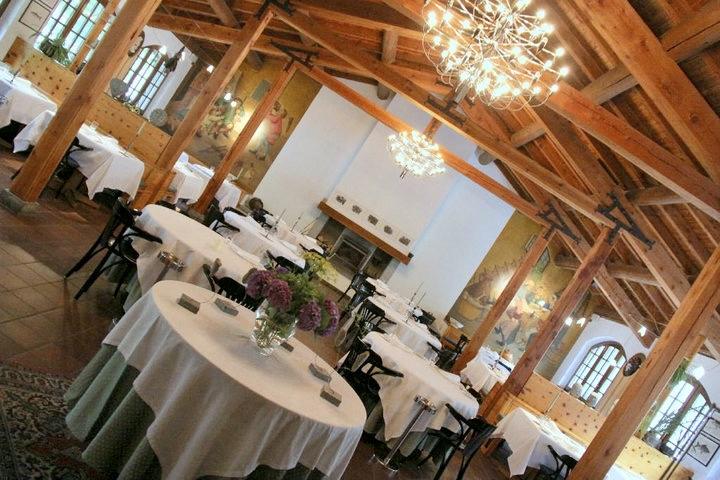 Stelle verdi Lanterna verde ristorante