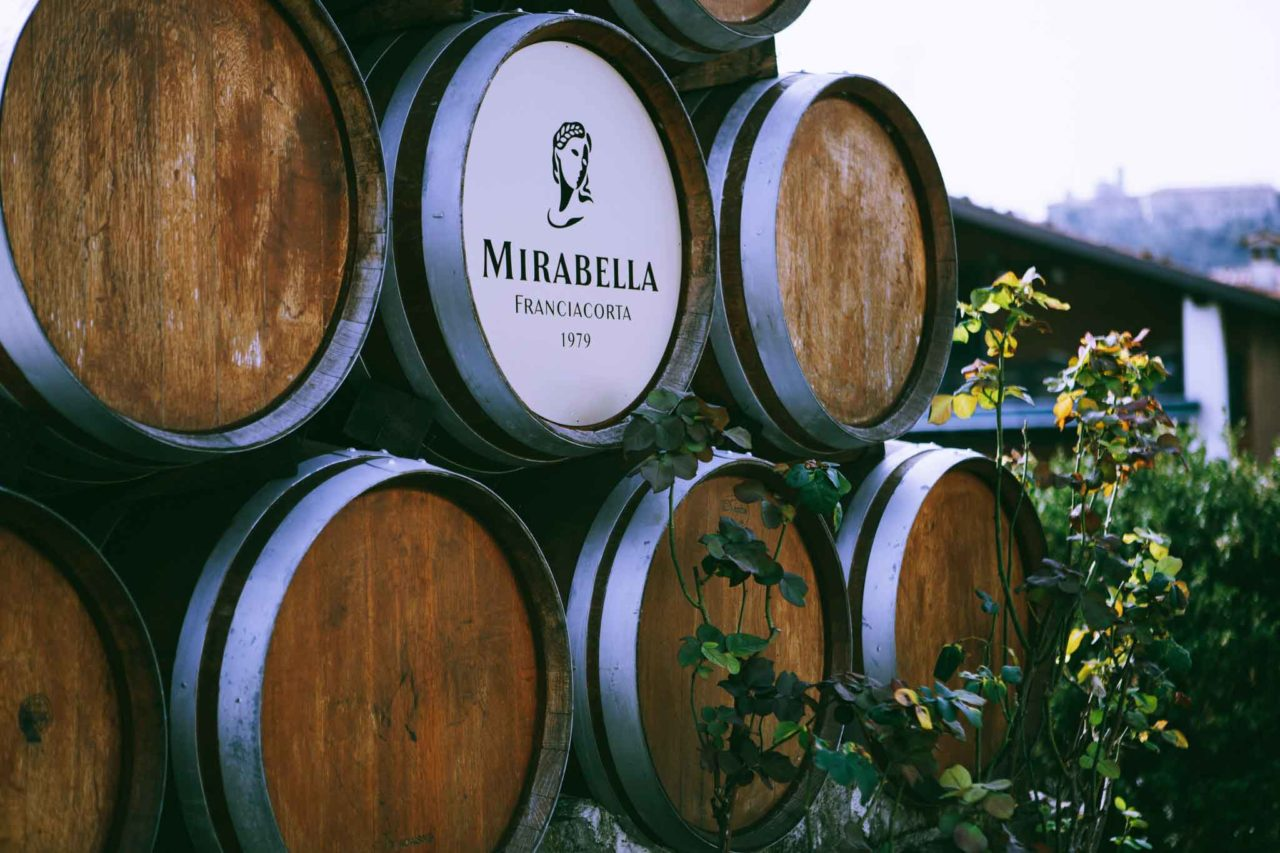 Mirabella in Franciacorta vini pinot