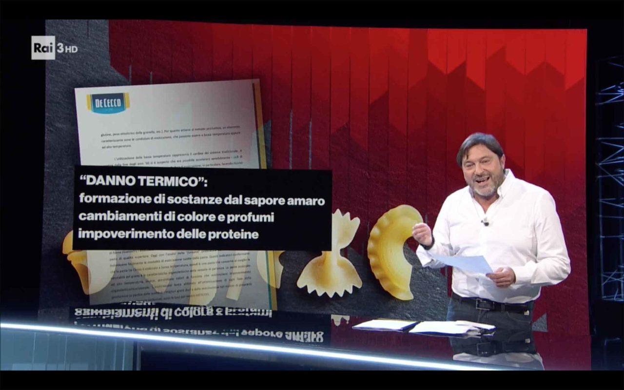 de Cecco Report pasta