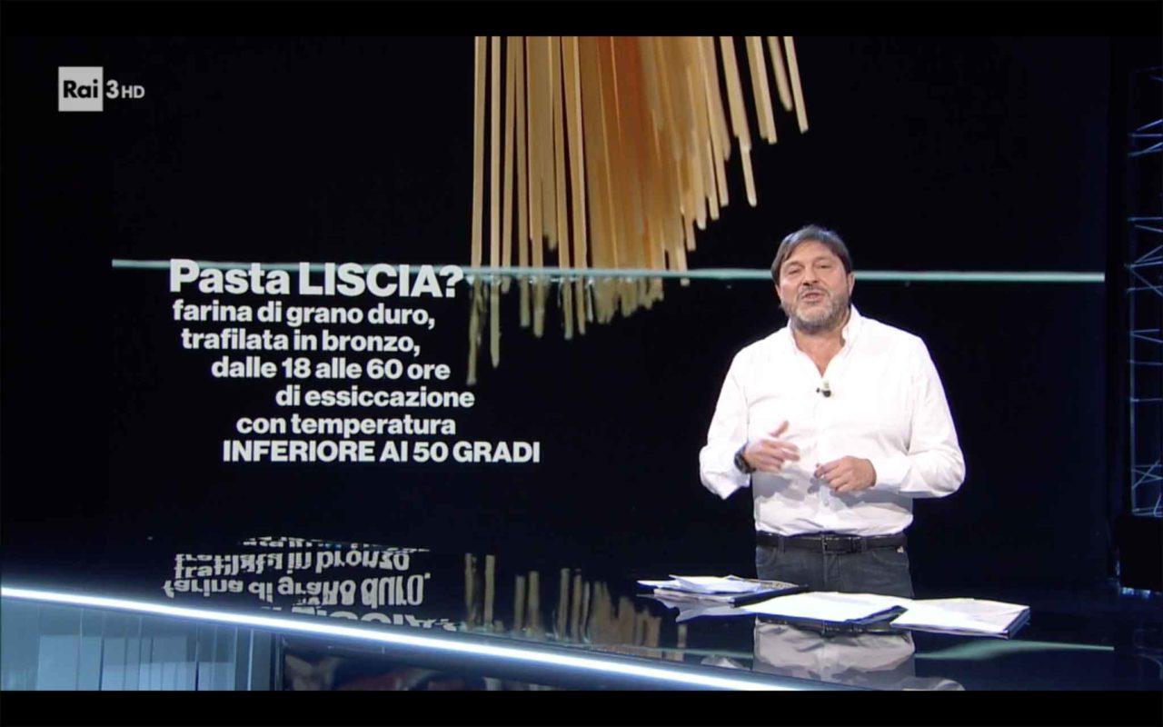 Sigfrido Ranucci Report pasta