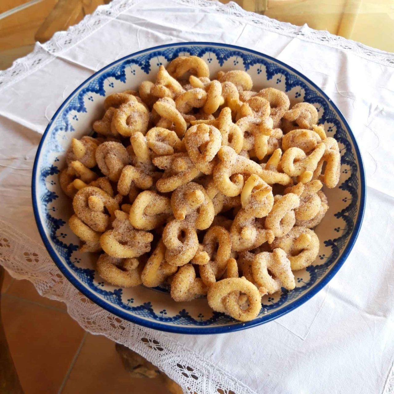 pasta squadata