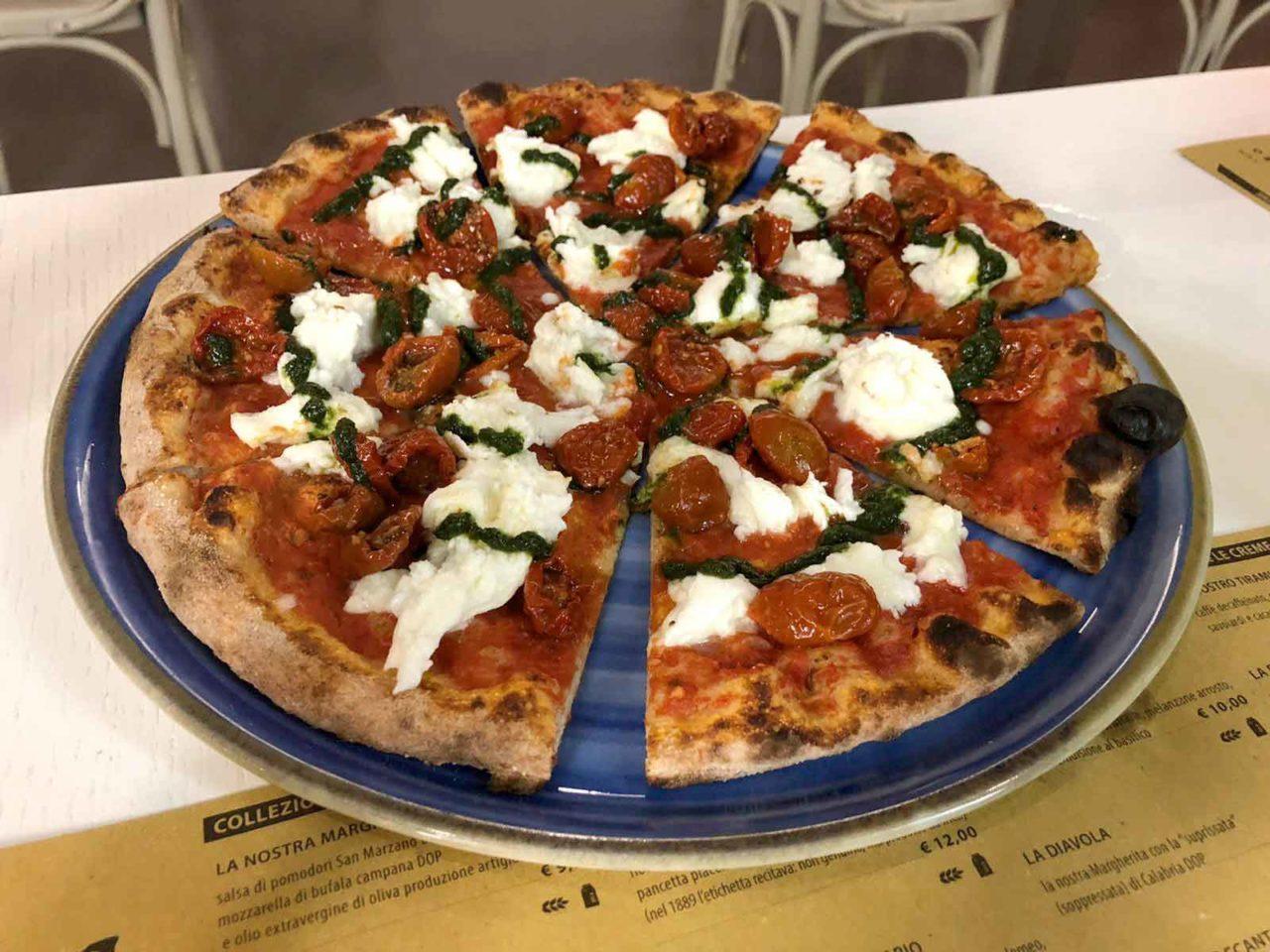 pizza Tommasino