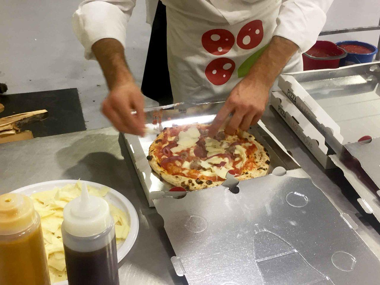 Pizza Village Milano asporto