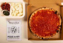 pizza pizzeria Magnifica Roma