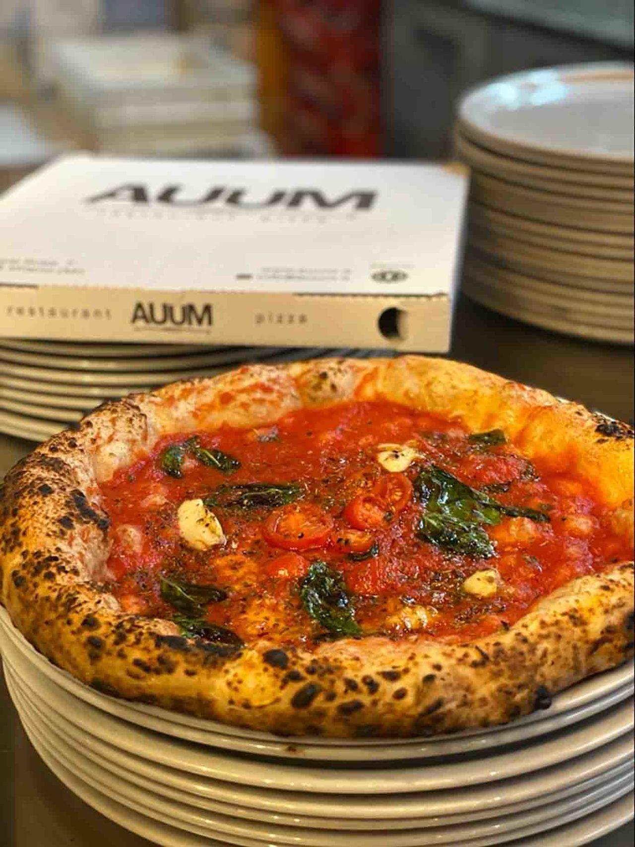 pizza asporto pizzerie a domicilio Milano Auum