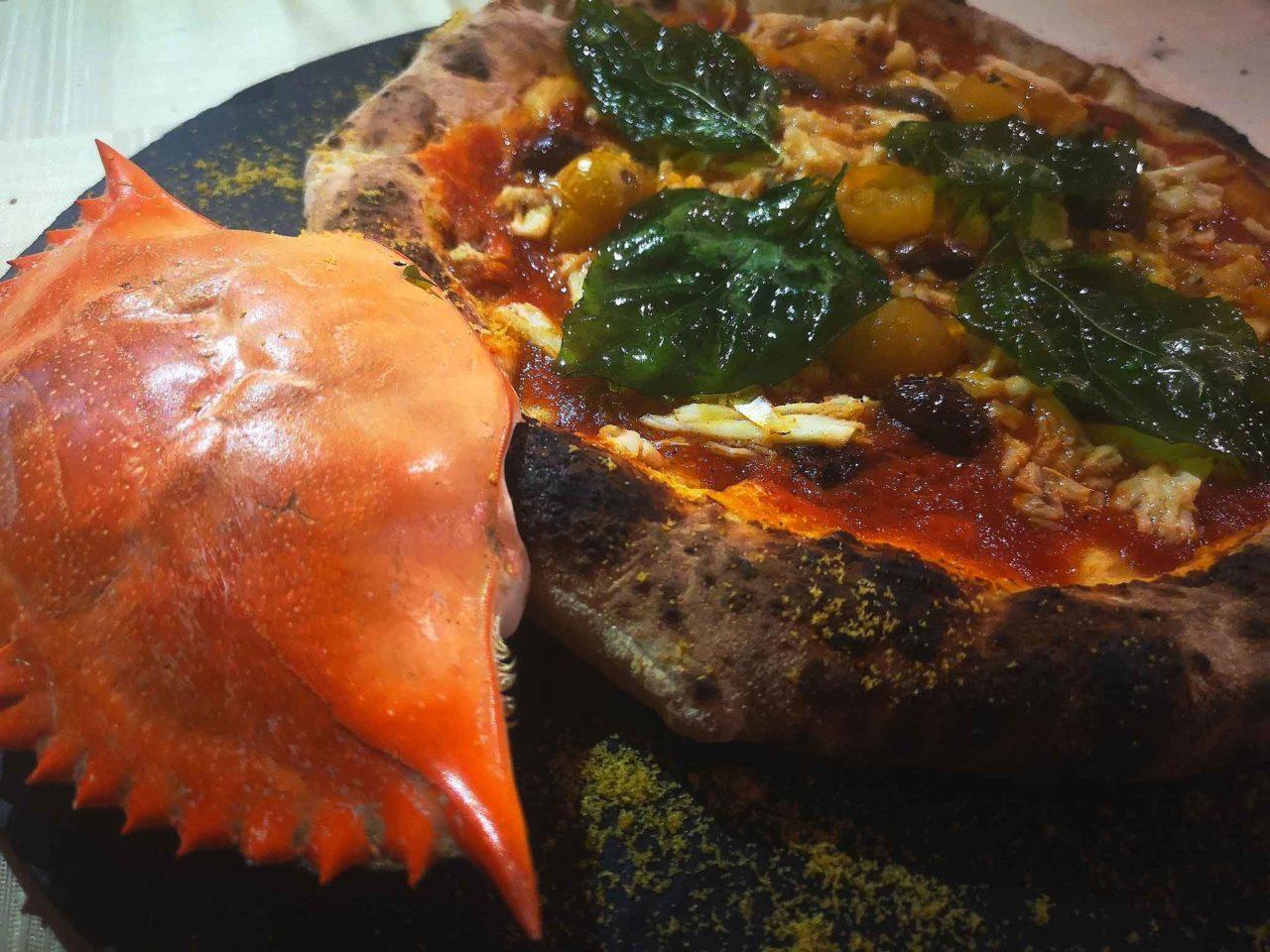 pizzeria La Cruna del Lago Lesina Puglia pizza a domicilio