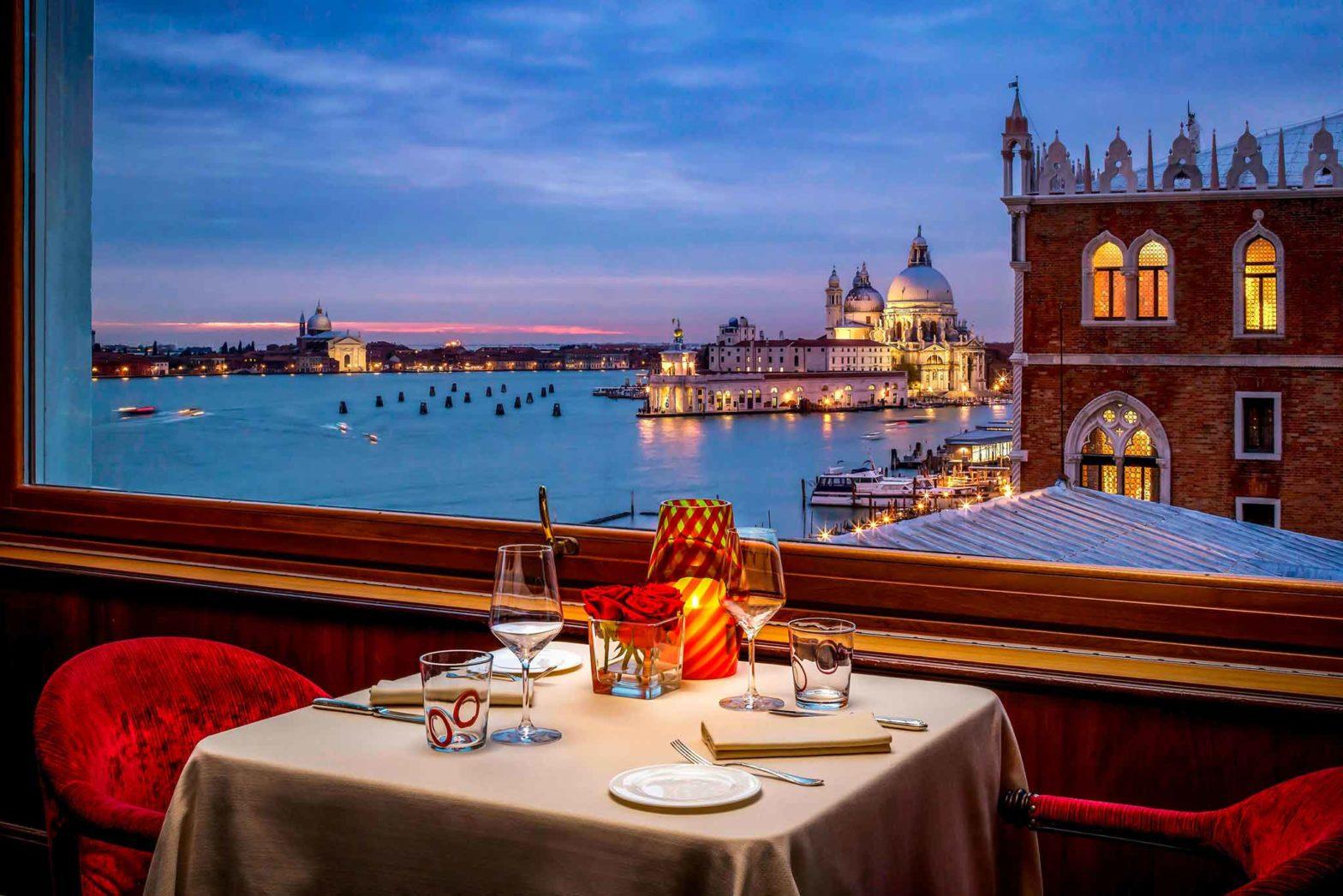 ristorante Hotel Danieli Marriott Venezia