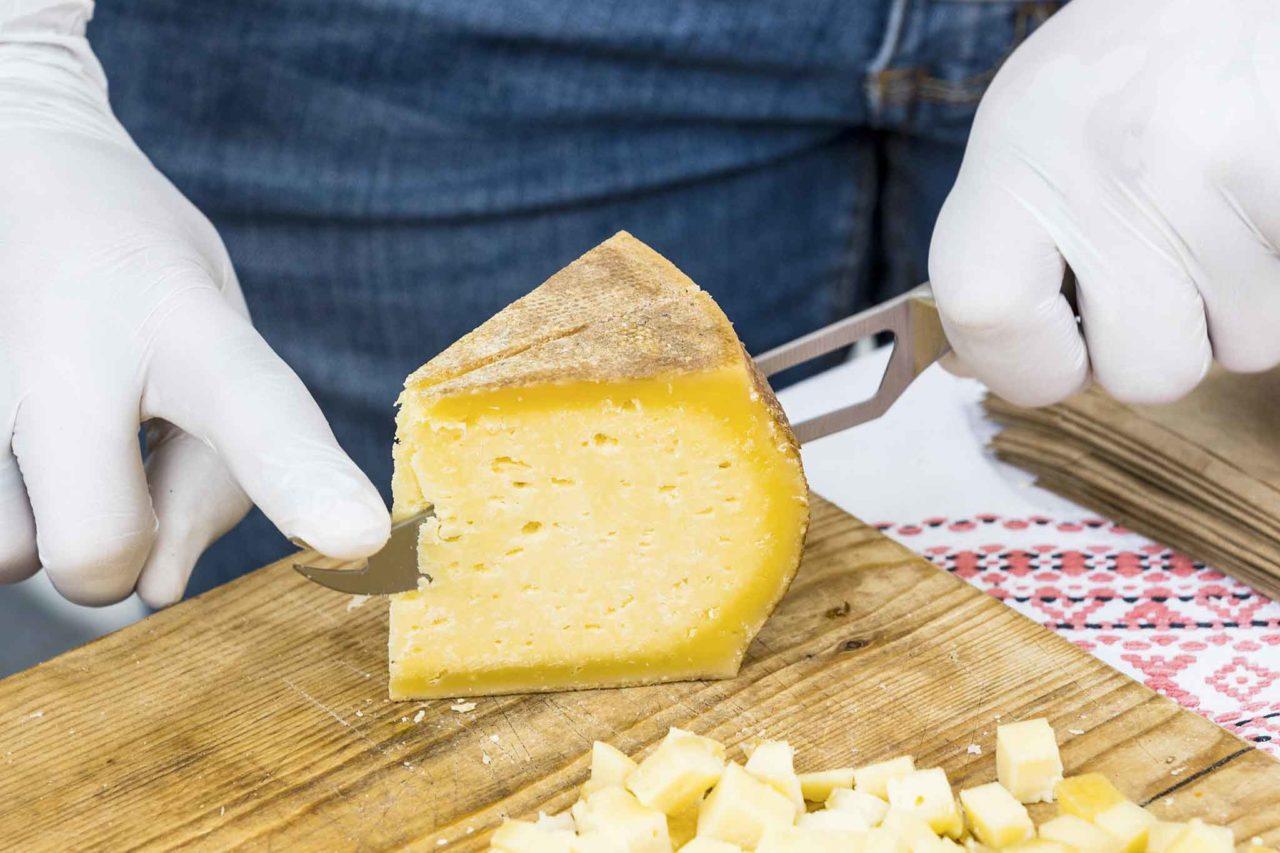 formaggio taglio