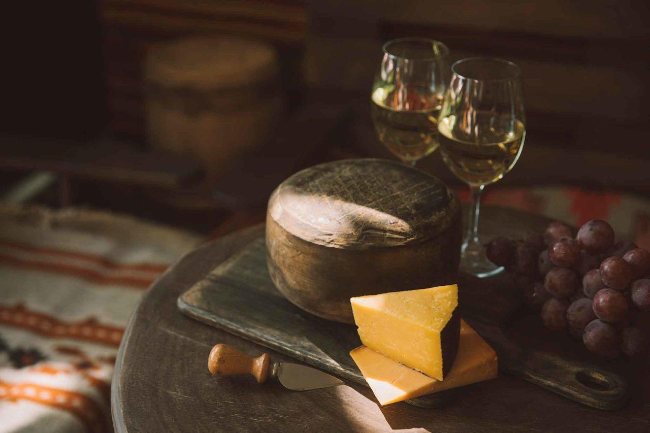 vini e formaggi stagionati