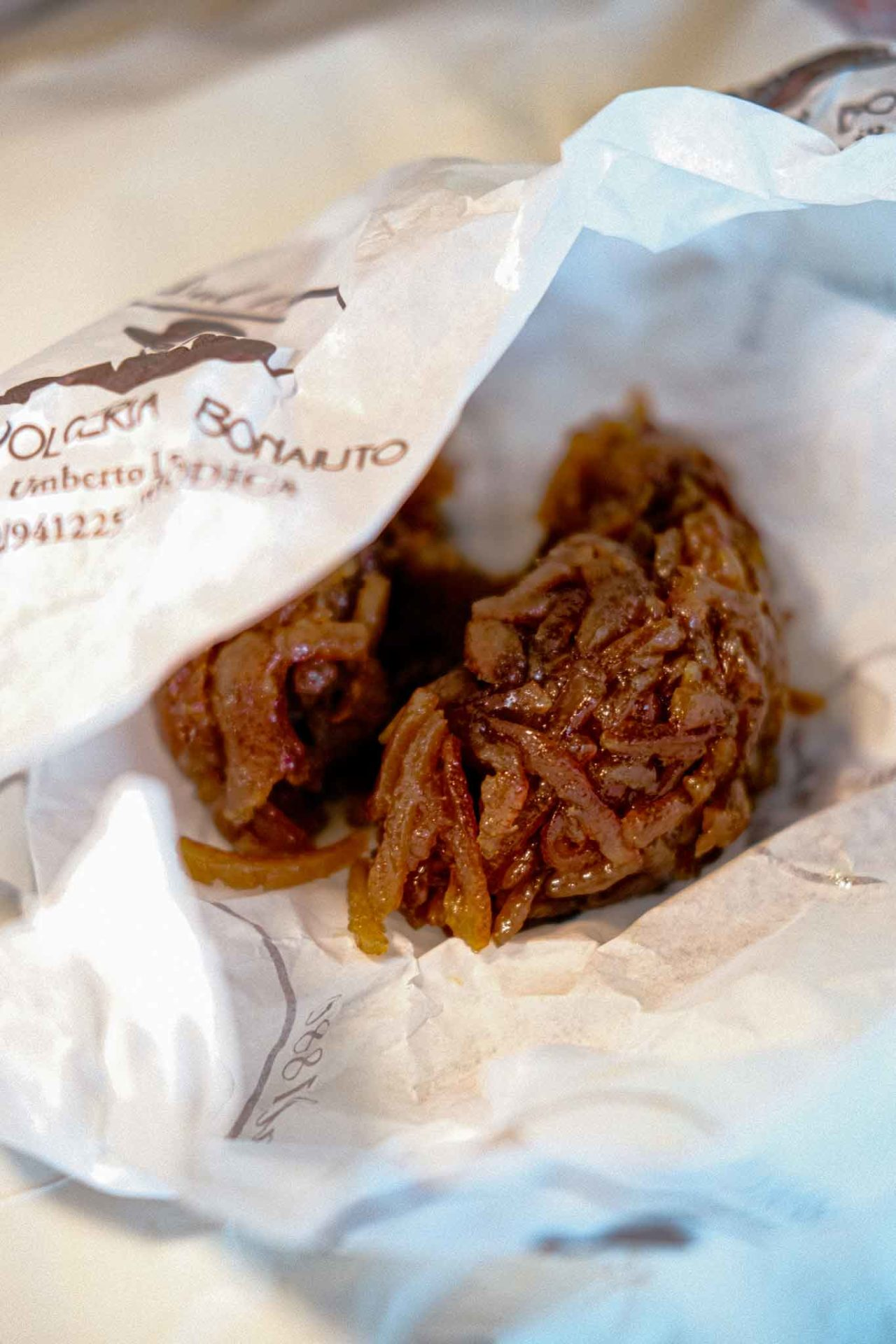 Antica Dolceria Bonajuto aranciata