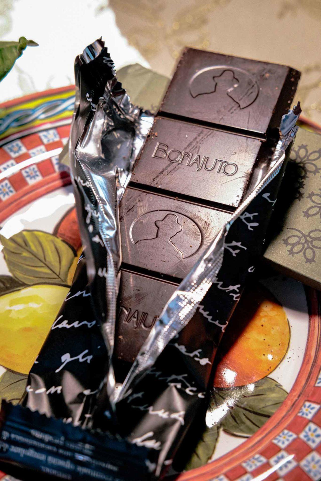 Antica Dolceria Bonajuto cioccolato di Modica