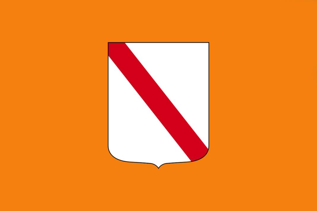 Campania resta arancione