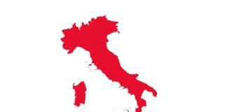nuovo Dpcm Natale Italia tutta rossa