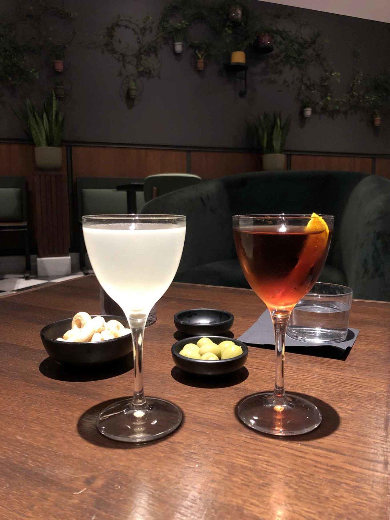 Jacopa ristorante Roma cocktail