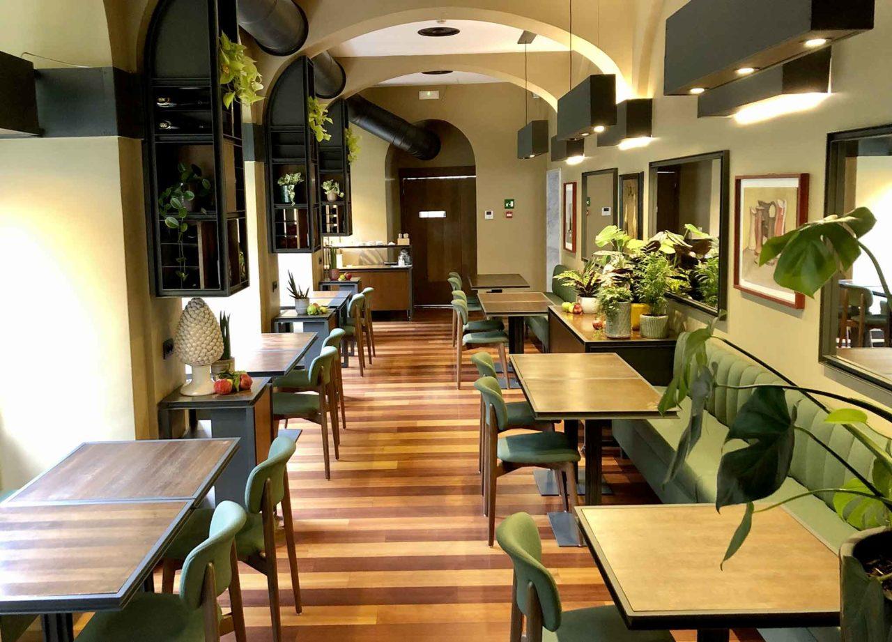Jacopa ristorante Roma staycation