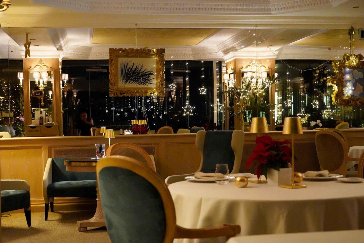 staycation Mirabelle ristorante Roma