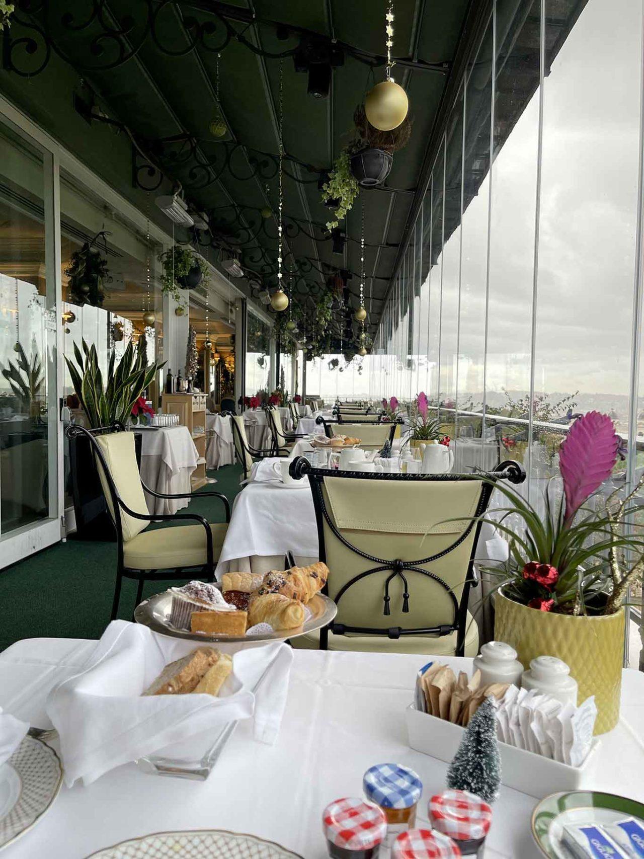 Mirabelle ristorante Roma staycation