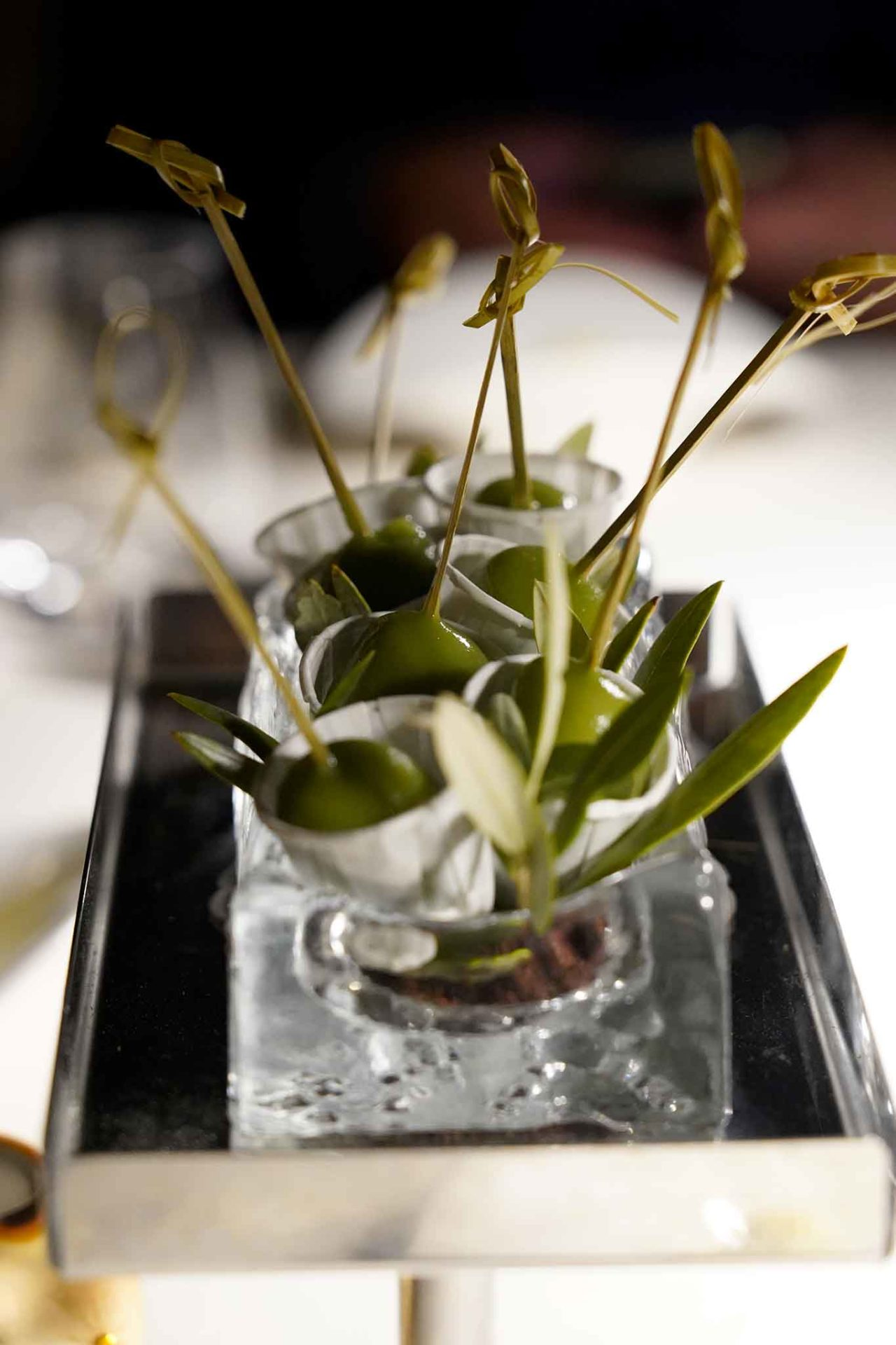 Mirabelle ristorante Roma staycation olive ascolane