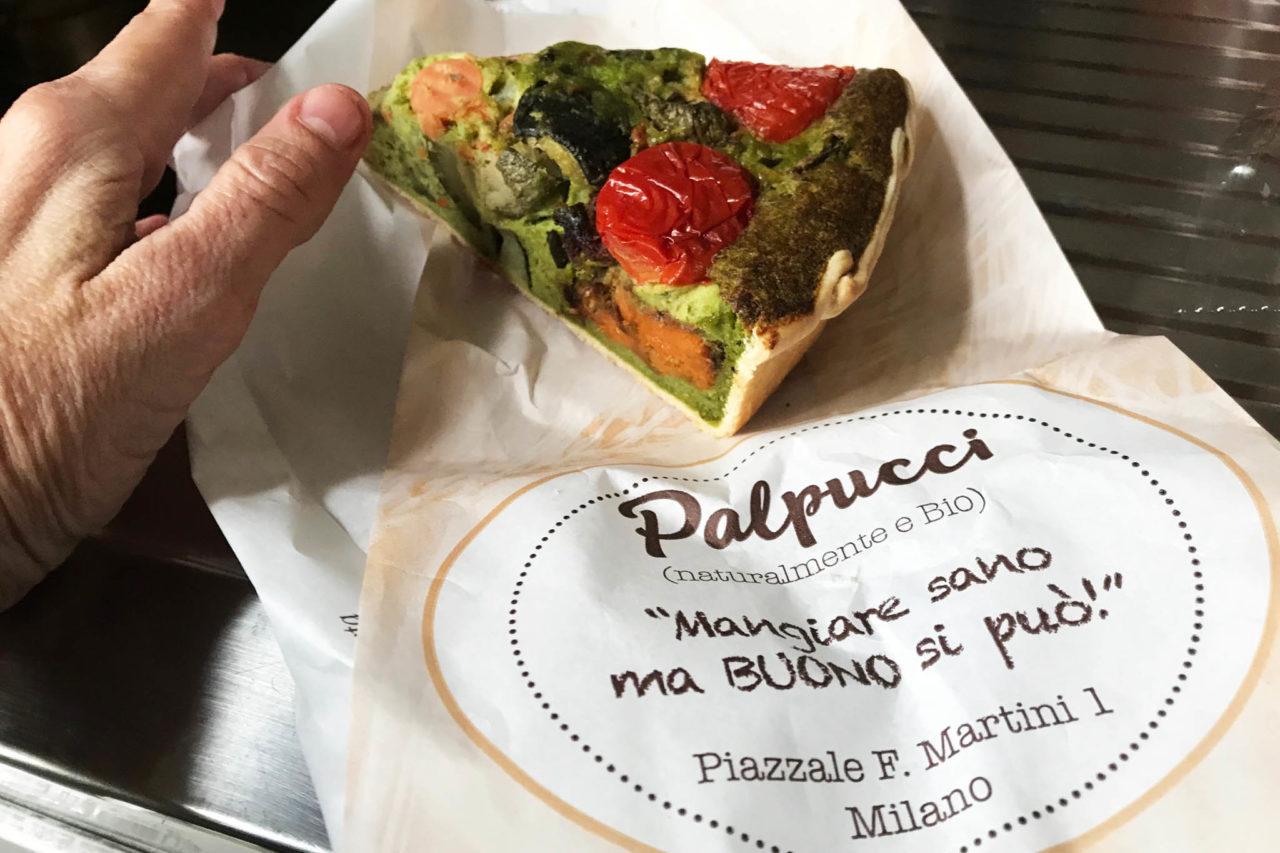 quiche ortolana Petit Bistrot Palpucci