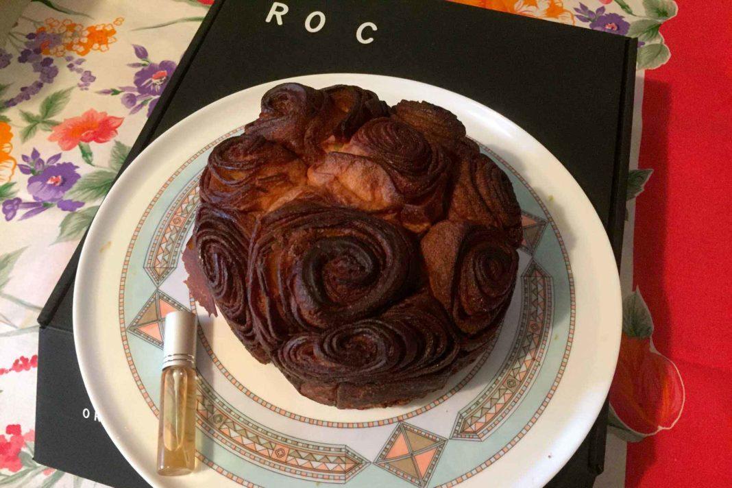 Roc Rosticceria Origine Contraste Milano torta di rose