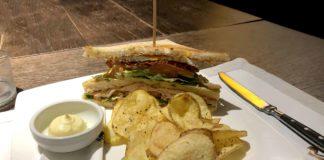 Roscioli Caffe Roma Club Sandwich