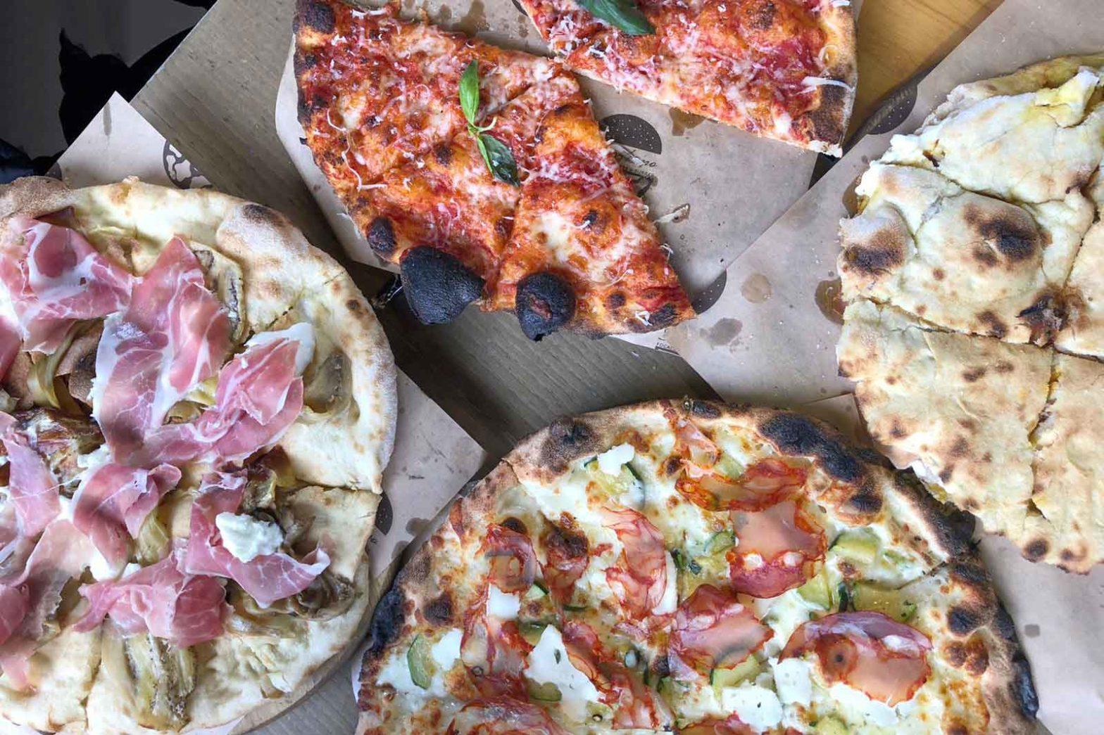 Straforno Roma pizze
