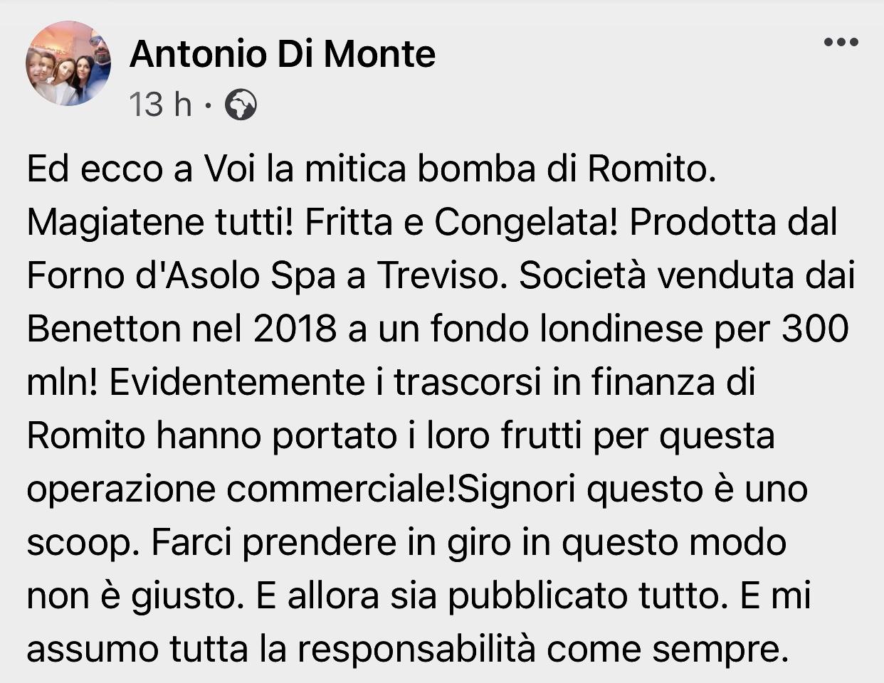 Bomba Niko Romito