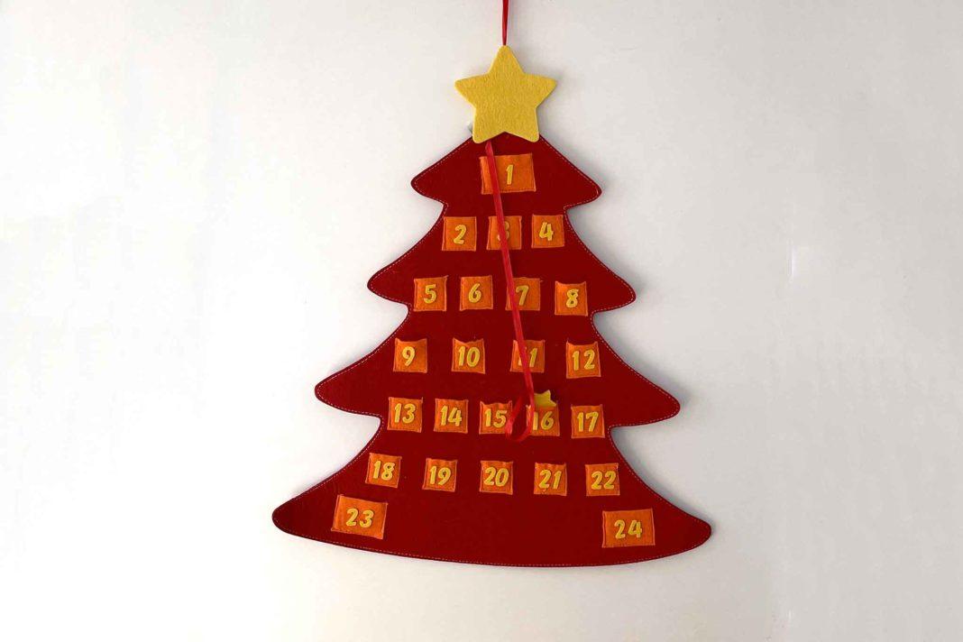calendario Natale Capodanno Dpcm