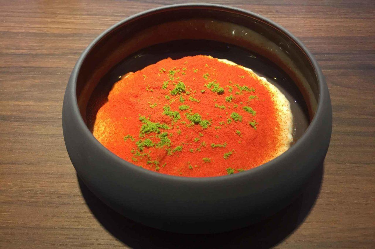felix lo basso milano la parmigiana in un risotto