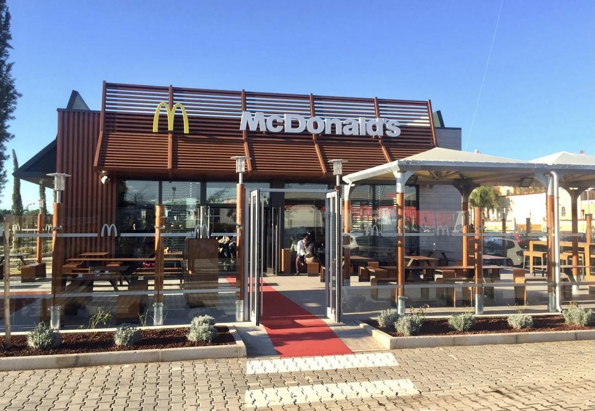 Mcdonald's avenale