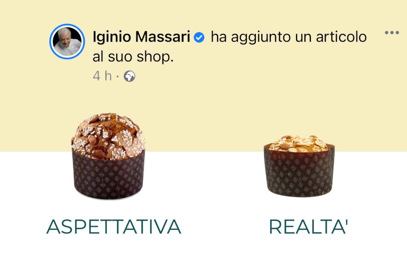 Panettone Iginio Massari