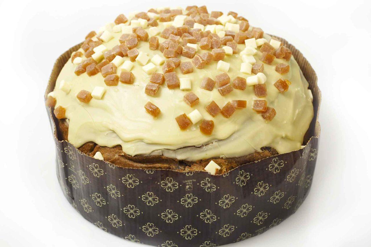 panettone creativo Hiromi Cake