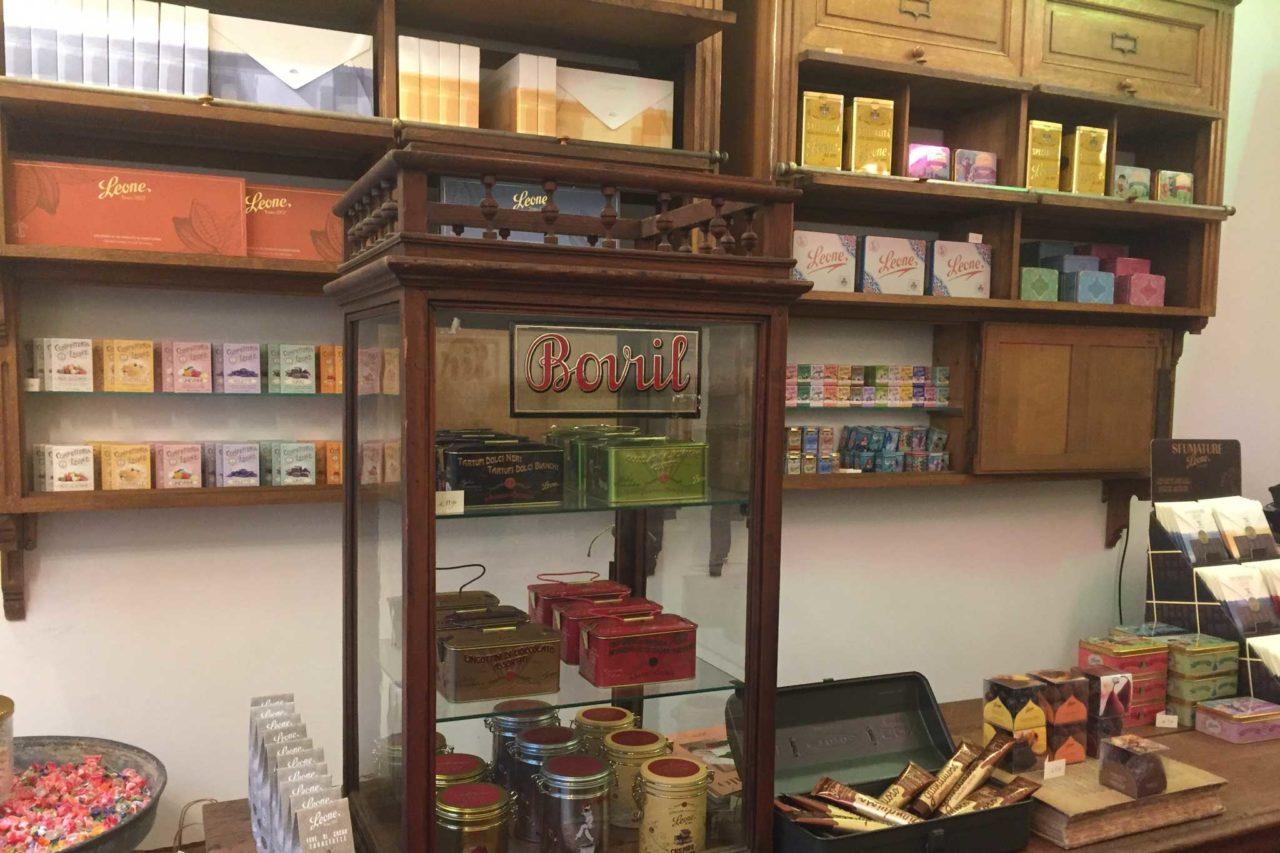nuove aperture a Milano: Pastiglie Leoni