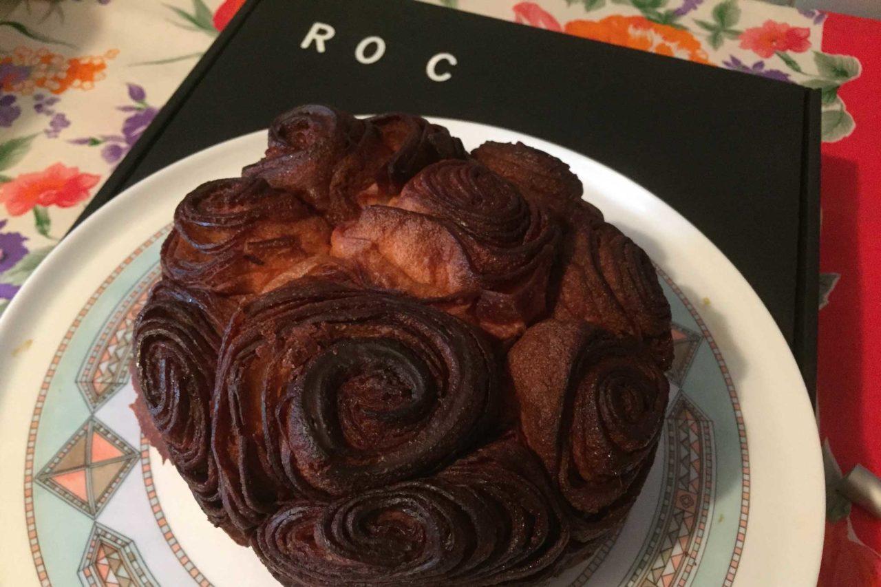 roc gastronomia contraste perdomo torta di rose
