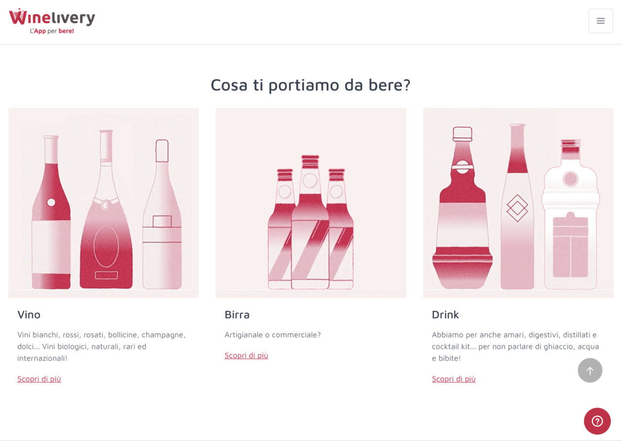 Vino online winelivery