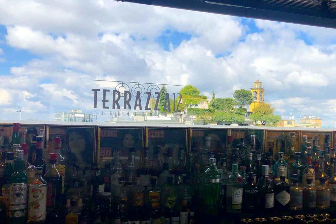 A Riccione ristorante Terrazza 12 Milano