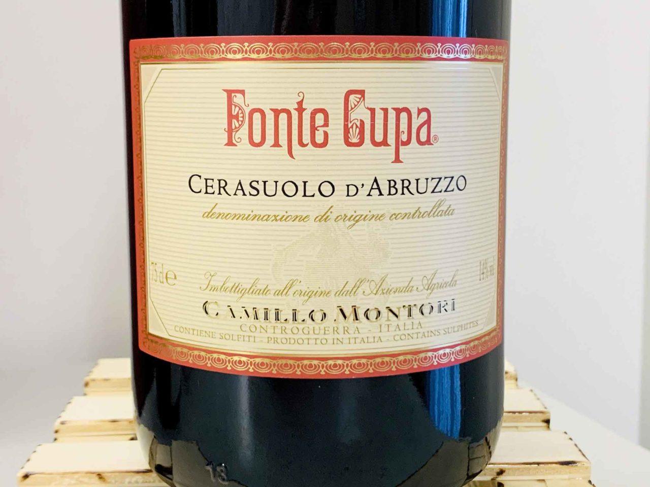vino Fonte Cupa