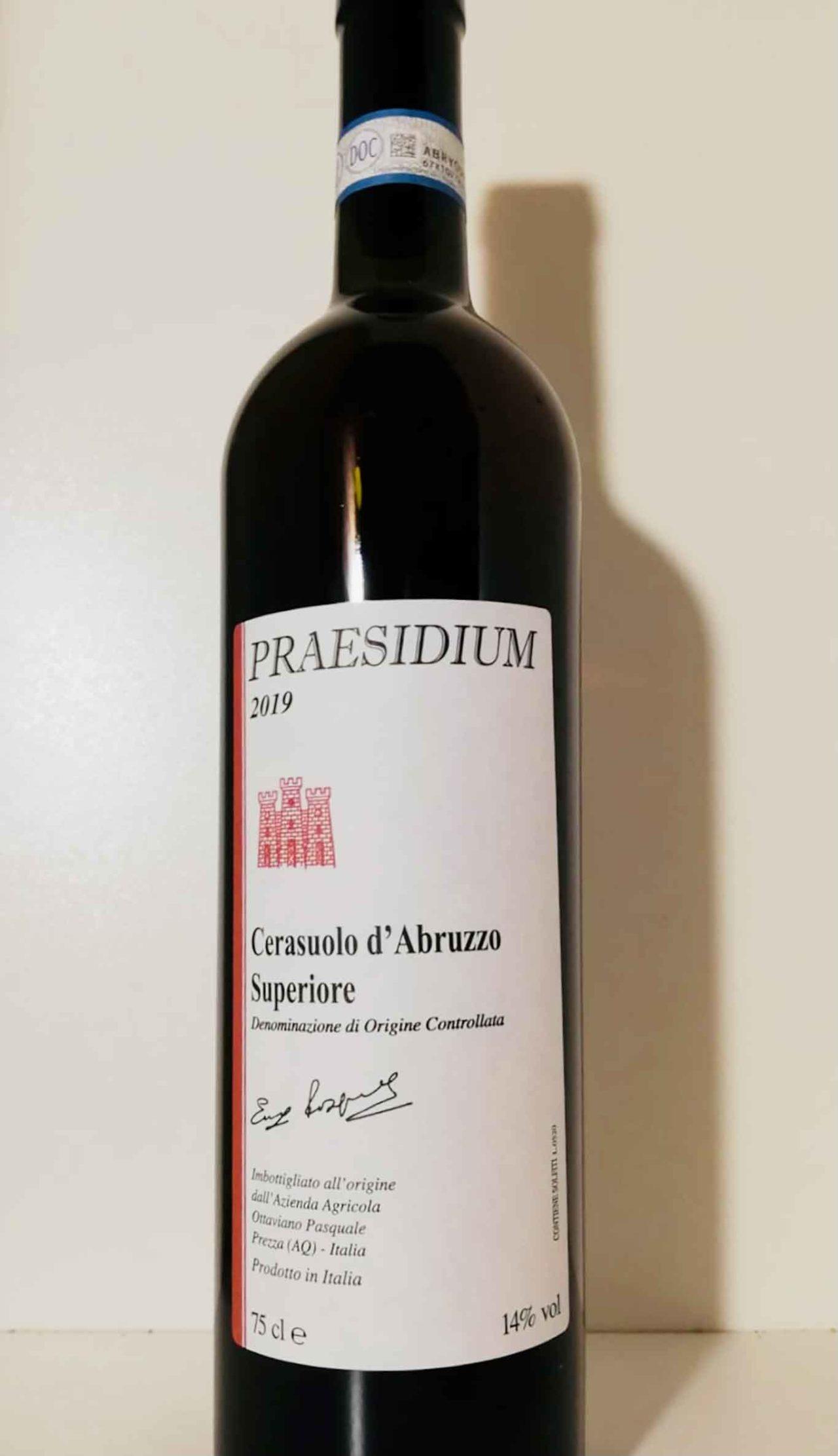 Cerasuolo d'Abruzzo Praesidium
